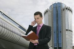 Businessman 4 Stock Photos