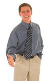 Businessman #88 royalty free stock image