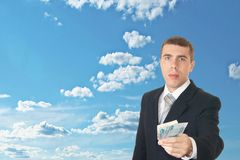 Businessman Royalty Free Stock Photo