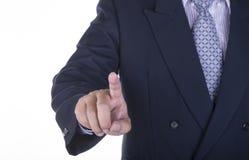 Businessman advice Royalty Free Stock Photos