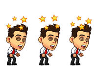 Businessman Animation Sprite Stock Photography