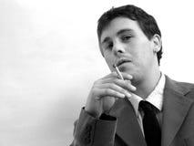 Businessman Attitude Royalty Free Stock Photos