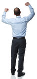 Businessman back view Royalty Free Stock Photo