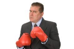 Free Businessman Boxer Stock Photo - 7685440