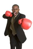 Businessman Boxing Stock Images