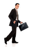 Businessman briefcase Royalty Free Stock Photography