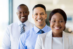 Businessman business team Royalty Free Stock Image