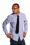 Businessman In Casual Clothing Stock Photography