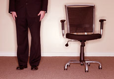 Businessman Chair Royalty Free Stock Image