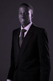Businessman (coloured picture) Royalty Free Stock Photo