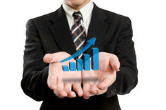 Businessman concept Royalty Free Stock Image