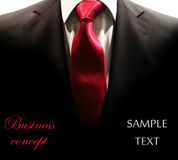 Businessman concept Royalty Free Stock Photography