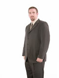 Businessman confidence Royalty Free Stock Images