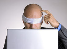 Businessman. Stock Photo