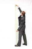 Businessman constructor Stock Photography