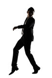 Businessman dancing Royalty Free Stock Photos