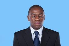 Businessman dream Stock Image