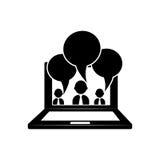 Businessman executive pictogram. Icon  illustration graphic design Stock Photos