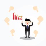 Businessman Feedback Concept Royalty Free Stock Image