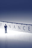 Businessman Finance A Royalty Free Stock Photo