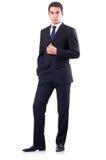 Businessman in formal attire Royalty Free Stock Photos