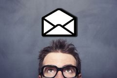 Mail For Business Royalty Free Stock Photography