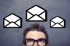 Mail For Business royalty free stock images