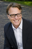 businessman happy Στοκ φωτογραφίες με δικαίωμα ελεύθερης χρήσης