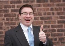 businessman happy стоковые фото
