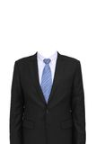 Businessman without head Royalty Free Stock Photos