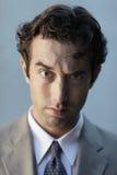 Businessman headshot Stock Image