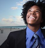Businessman headshot Stock Photos