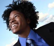 Businessman headshot Royalty Free Stock Images