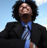 Businessman headshot Royalty Free Stock Photography