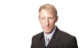 Businessman headshot Stock Photography