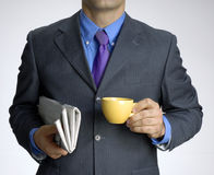 Businessman. Royalty Free Stock Photography