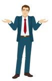 Businessman royalty free illustration
