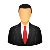 Businessman icon Stock Images