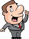 Businessman Idea Royalty Free Stock Photos