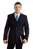Businessman isolated Stock Photo