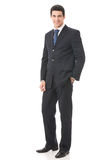 Businessman, isolated Stock Images