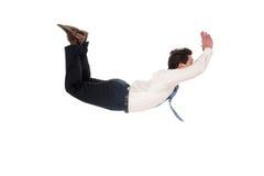 Free Businessman Jumping Stock Photo - 1620170