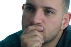 Free Businessman Listening Stock Images - 16840874