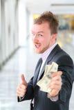 businessman money Стоковое Изображение RF