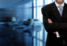 Businessman Office Stock Images