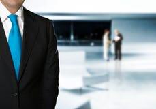Businessman Office Stock Image