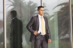 Businessman Outdoor Stock Photos