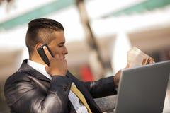 Businessman Outdoor Stock Photos