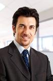 Businessman portrait Stock Photography