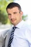 Businessman portrait Royalty Free Stock Photography